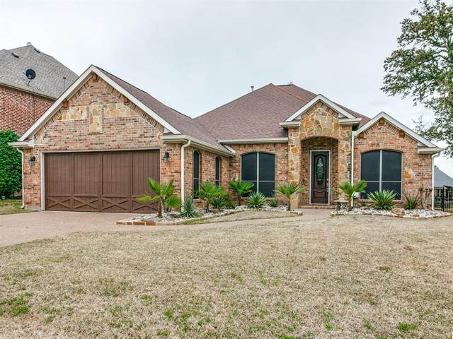 12233 Fairway Meadows Drive, Fort Worth, TX 76179 (MLS #14296592) :: The Mauelshagen Group