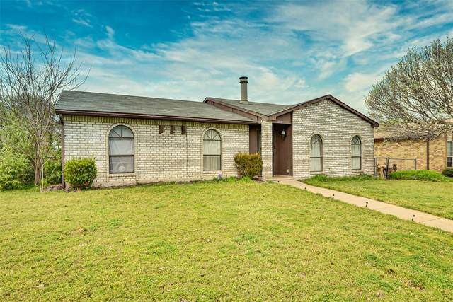 1834 Wilderness Trail, Grand Prairie, TX 75052 (MLS #14296622) :: RE/MAX Landmark