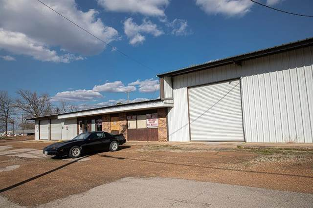 790 N Main Street, Paris, TX 75460 (MLS #14296668) :: Robbins Real Estate Group