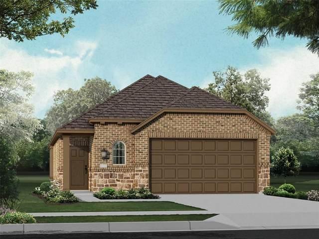 3408 Biggs Avenue, Aubrey, TX 76227 (MLS #14296772) :: Real Estate By Design