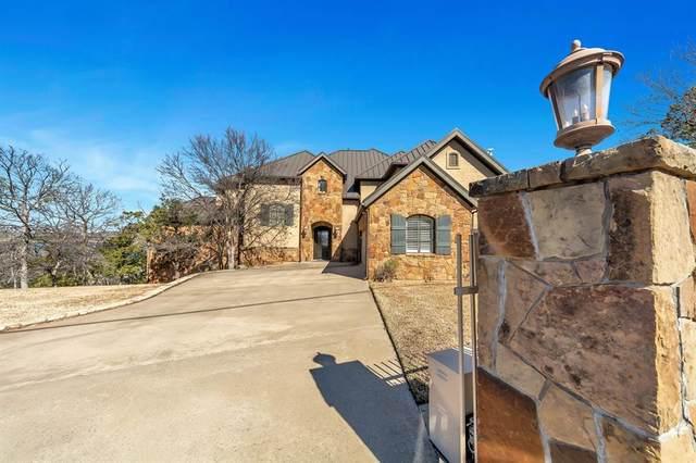 1723 Park Road 36, Possum Kingdom Lake, TX 76449 (MLS #14296808) :: Baldree Home Team