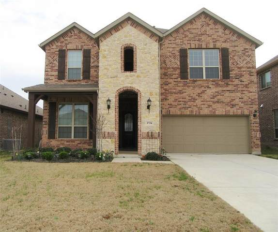 1724 Ranch Trail Road, Aubrey, TX 76227 (MLS #14296820) :: Real Estate By Design