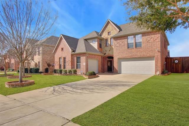 13783 Alden Lane, Frisco, TX 75035 (MLS #14296866) :: The Kimberly Davis Group