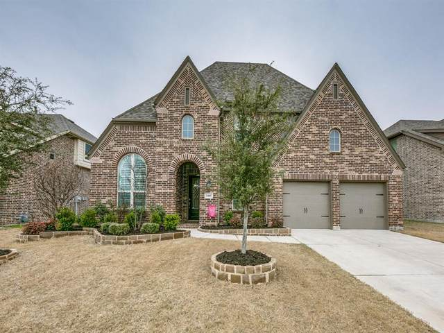 1405 Belman Lane, Forney, TX 75126 (MLS #14296885) :: RE/MAX Landmark
