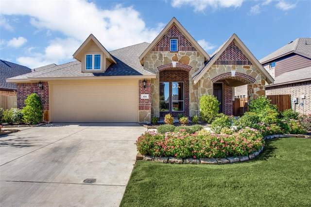 416 Panchasarp Drive, Crowley, TX 76036 (MLS #14297013) :: The Mitchell Group