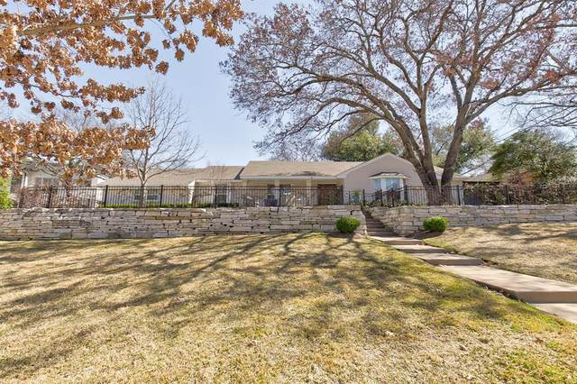 3709 Echo Trail, Fort Worth, TX 76109 (MLS #14297074) :: RE/MAX Landmark