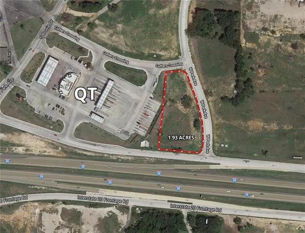 1015 W Park Avenue Lot A, Weatherford, TX 76086 (MLS #14297122) :: The Mitchell Group