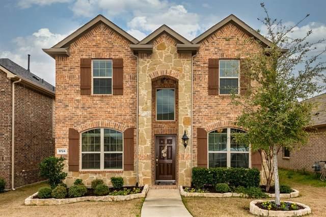 5724 Bindweed Street, Fort Worth, TX 76123 (MLS #14297136) :: The Good Home Team