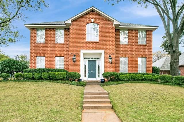 2817 Wateridge Court, Grapevine, TX 76051 (MLS #14297144) :: RE/MAX Pinnacle Group REALTORS