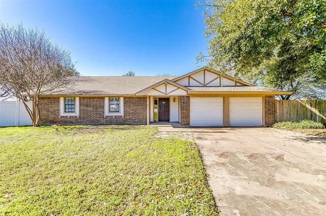 105 Crofton Court, Benbrook, TX 76126 (MLS #14297149) :: Potts Realty Group