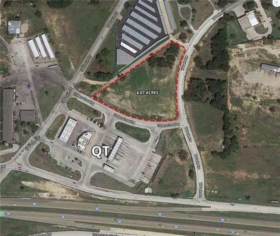 1015 W Park Avenue Lot B, Weatherford, TX 76086 (MLS #14297153) :: Post Oak Realty