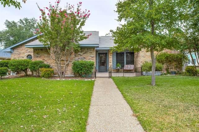 6419 Wrenwood Drive, Dallas, TX 75252 (MLS #14297191) :: The Hornburg Real Estate Group