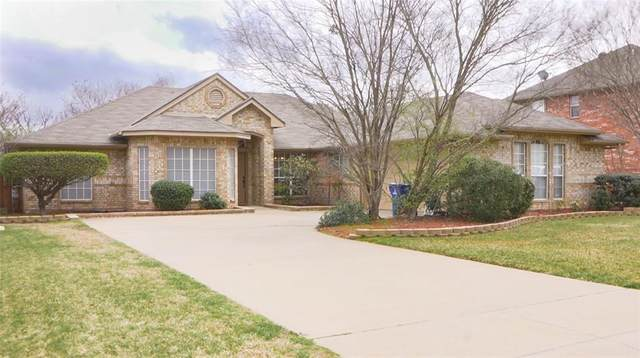422 Steeplechase Trail, Kennedale, TX 76060 (MLS #14297202) :: The Chad Smith Team