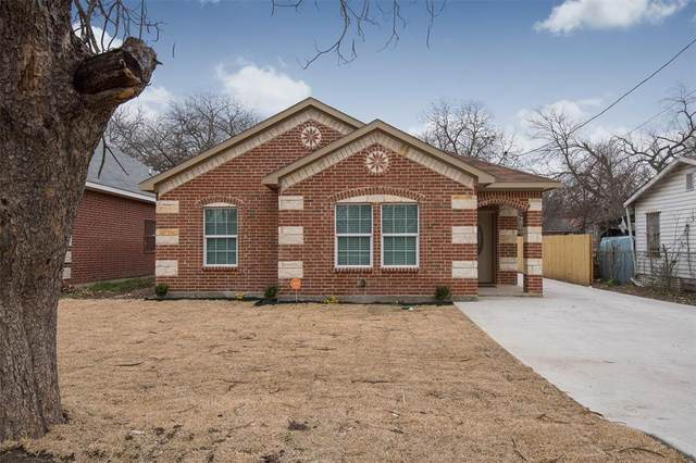 3918 Sonora Avenue, Dallas, TX 75216 (MLS #14297398) :: The Kimberly Davis Group