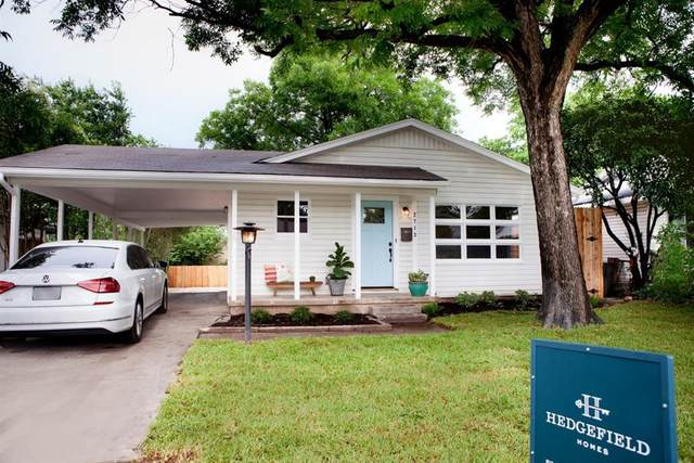 2713 Gordon Avenue, Fort Worth, TX 76110 (MLS #14297463) :: The Mitchell Group