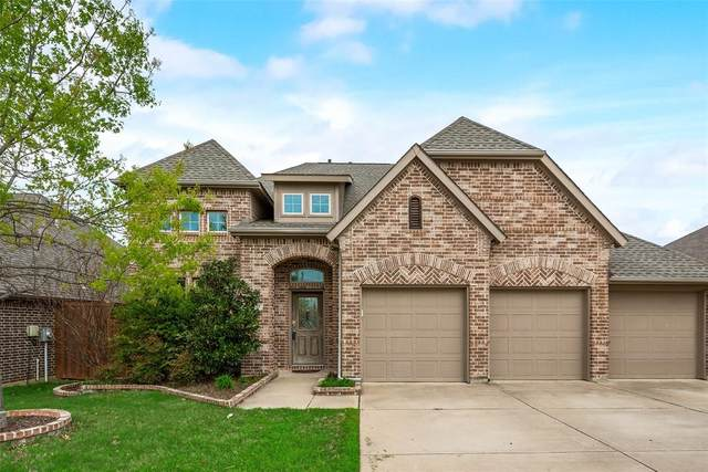 428 Fairland Drive, Wylie, TX 75098 (MLS #14297505) :: Hargrove Realty Group
