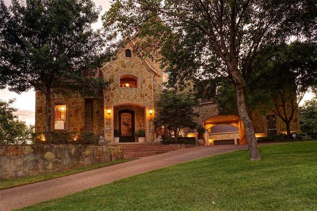 121 Crest Canyon Drive, Fort Worth, TX 76108 (MLS #14297566) :: Baldree Home Team