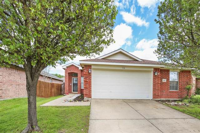 416 Port O Conner Drive, Little Elm, TX 75068 (MLS #14297590) :: Hargrove Realty Group