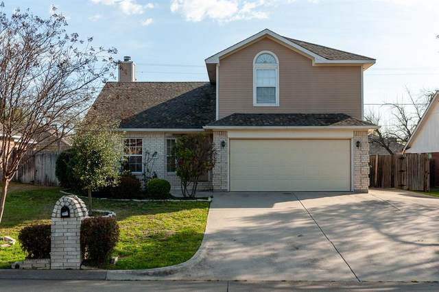 1604 Stratford Drive, Mansfield, TX 76063 (MLS #14297609) :: The Sarah Padgett Team