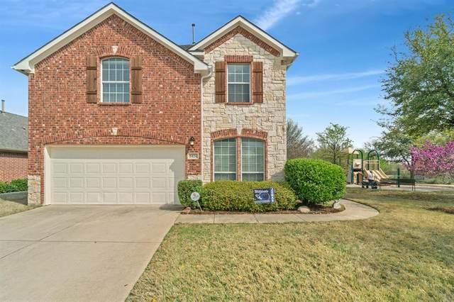 8424 Tyler Drive, Lantana, TX 76226 (MLS #14297678) :: North Texas Team | RE/MAX Lifestyle Property