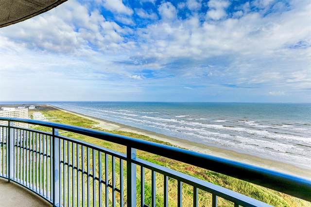 801 E Beach Drive Bc1600, Galveston, TX 77550 (MLS #14297766) :: Ann Carr Real Estate