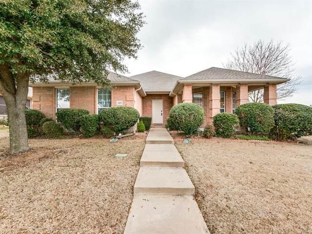 2361 Fieldcrest Drive, Rockwall, TX 75032 (MLS #14297771) :: Justin Bassett Realty