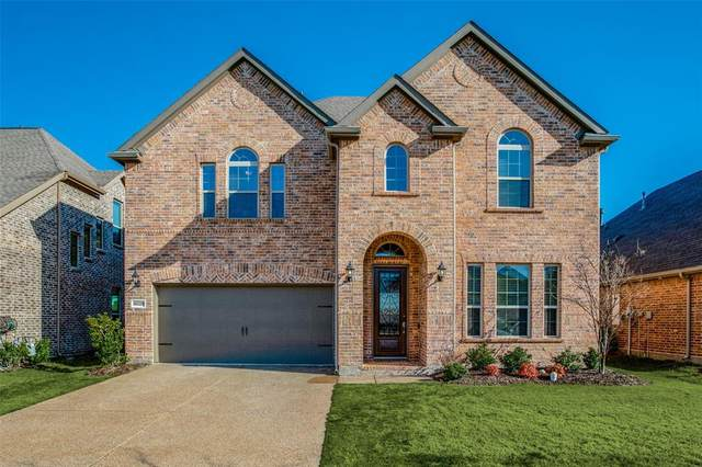 16025 Gladewater Terrace, Prosper, TX 75078 (MLS #14297823) :: The Kimberly Davis Group