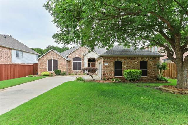11202 Coralberry Drive, Frisco, TX 75033 (MLS #14297956) :: The Heyl Group at Keller Williams
