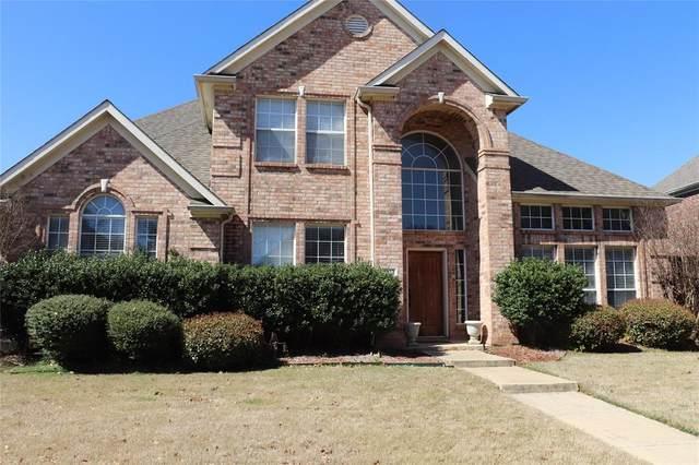 1813 Trail Ridge Lane, Flower Mound, TX 75028 (MLS #14297981) :: HergGroup Dallas-Fort Worth