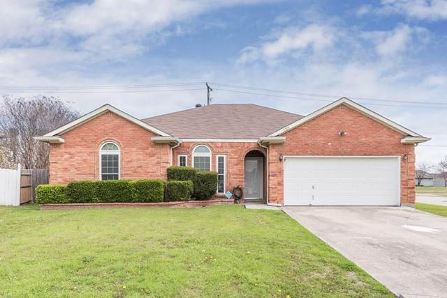 1719 Farmington Drive, Mansfield, TX 76063 (MLS #14297985) :: The Hornburg Real Estate Group