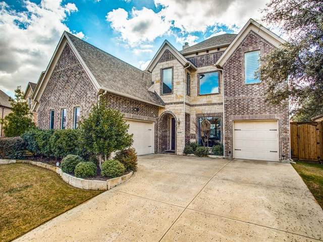 14175 Katiliz Place, Frisco, TX 75035 (MLS #14298061) :: All Cities USA Realty