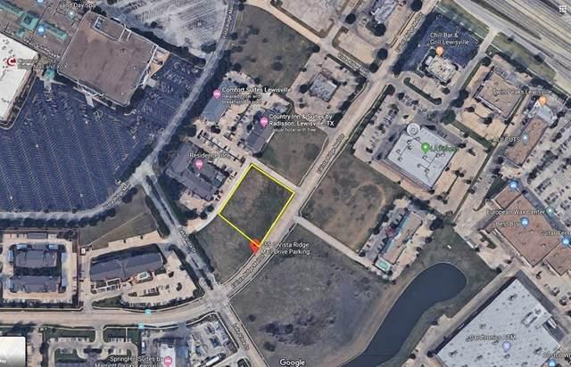 757 Vista Ridge Mall Drive, Lewisville, TX 75067 (MLS #14298195) :: Bray Real Estate Group