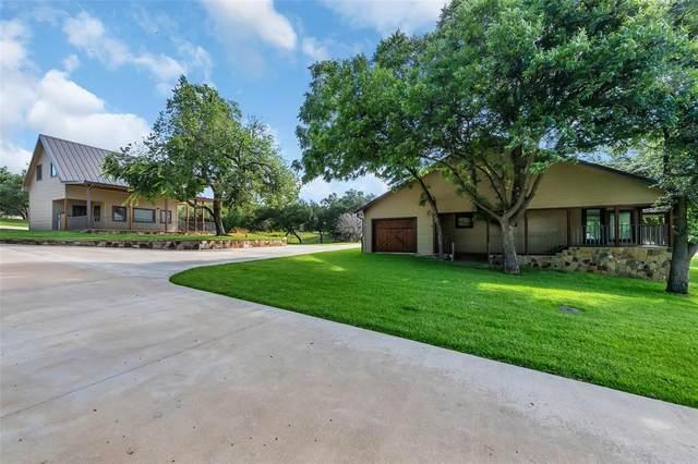 2909 Colonels Row, Graford, TX 76449 (MLS #14298310) :: RE/MAX Landmark