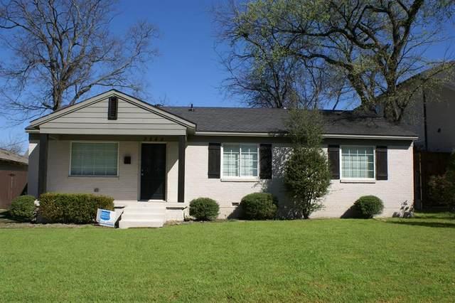 3845 Van Ness Lane, Dallas, TX 75220 (MLS #14298381) :: Potts Realty Group