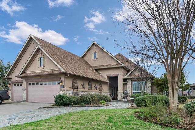 9613 Grandview Drive, Denton, TX 76207 (MLS #14298437) :: Real Estate By Design