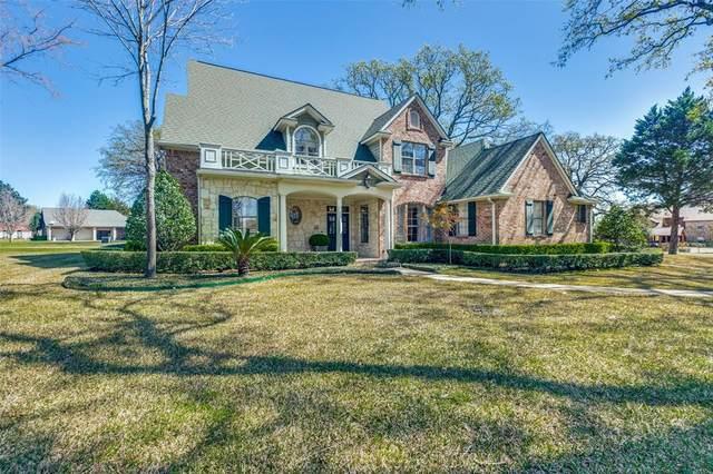 900 Grandview Circle, Corsicana, TX 75109 (MLS #14298441) :: Real Estate By Design