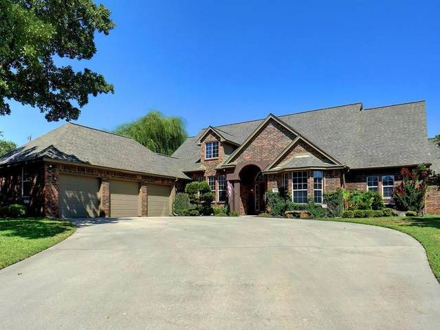 108 Manders Court, Runaway Bay, TX 76426 (MLS #14298458) :: RE/MAX Landmark