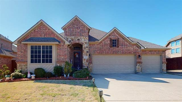 2921 Lakefield Drive, Little Elm, TX 75068 (MLS #14298464) :: Real Estate By Design