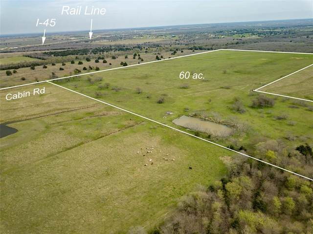 TBD Cabin Road, Ennis, TX 75119 (MLS #14298474) :: The Kimberly Davis Group