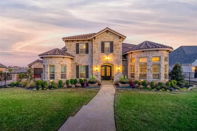 1005 Hampton Manor Way, Southlake, TX 76092 (MLS #14298496) :: The Kimberly Davis Group