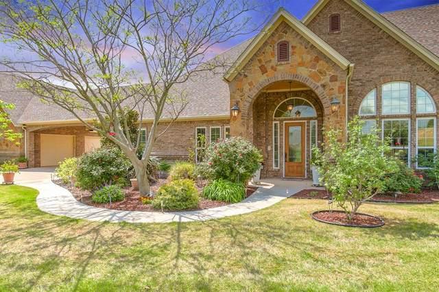 2410 Cactus Rio Lane, Weatherford, TX 76087 (MLS #14298515) :: Tenesha Lusk Realty Group