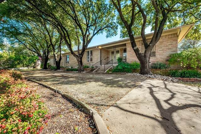 14032 Hillcrest Road, Dallas, TX 75240 (MLS #14298529) :: Hargrove Realty Group
