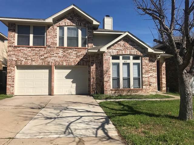 823 Ashmount Lane, Arlington, TX 76017 (MLS #14298570) :: HergGroup Dallas-Fort Worth