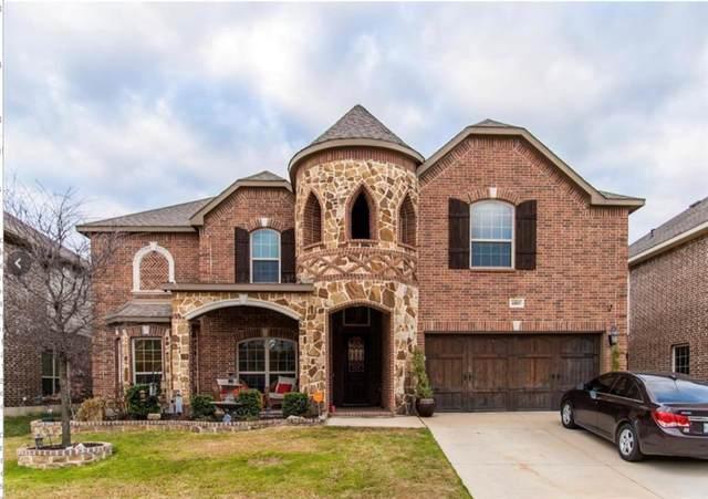 6005 Lacebark Elm Drive, Fort Worth, TX 76123 (MLS #14298575) :: The Good Home Team