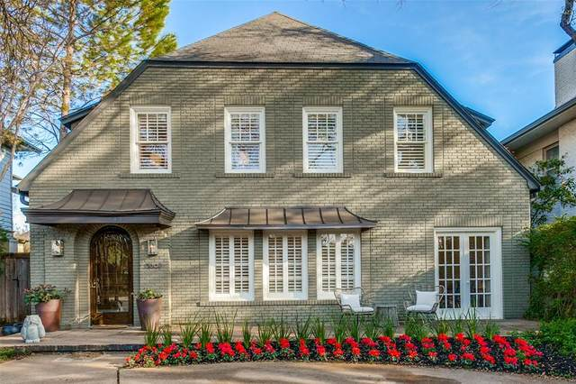 3608 Mockingbird Lane, Highland Park, TX 75205 (MLS #14298654) :: Robbins Real Estate Group