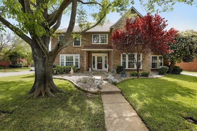 705 Shannon Lane, Highland Village, TX 75077 (MLS #14298763) :: Team Tiller