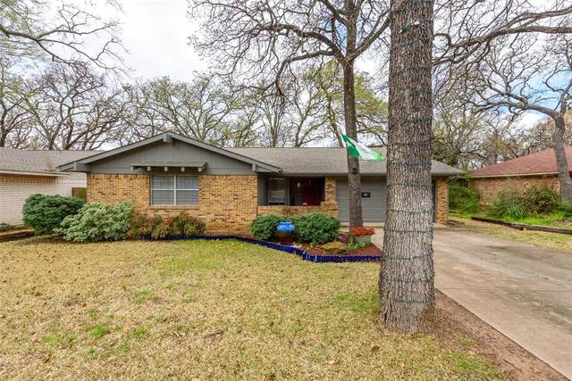 2308 Jacqueline Drive, Denton, TX 76205 (MLS #14298771) :: Real Estate By Design