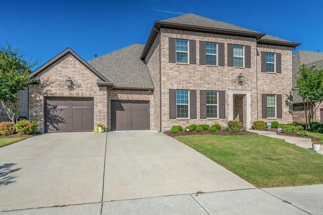 7451 Orchard Hill Lane, Frisco, TX 75035 (MLS #14298772) :: The Kimberly Davis Group