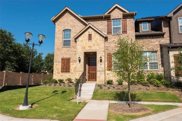 825 Rohan Drive, Richardson, TX 75081 (MLS #14298788) :: The Chad Smith Team