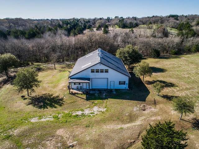 9660 NW County Road 1345, Blooming Grove, TX 76626 (MLS #14298829) :: The Kimberly Davis Group